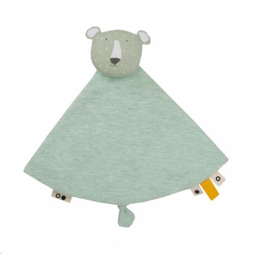 Trixie - Speelgoed | Knuffeldoekje - Mr. Polar Bear - 24-261