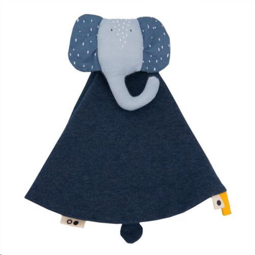 Trixie - Speelgoed | Knuffeldoekje - Mrs. Elephant - 24-281