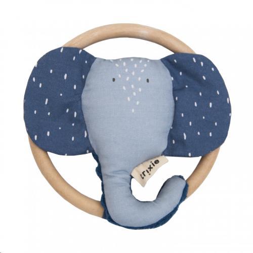 Trixie - Speelgoed | Rammelaar - Mrs. Elephant