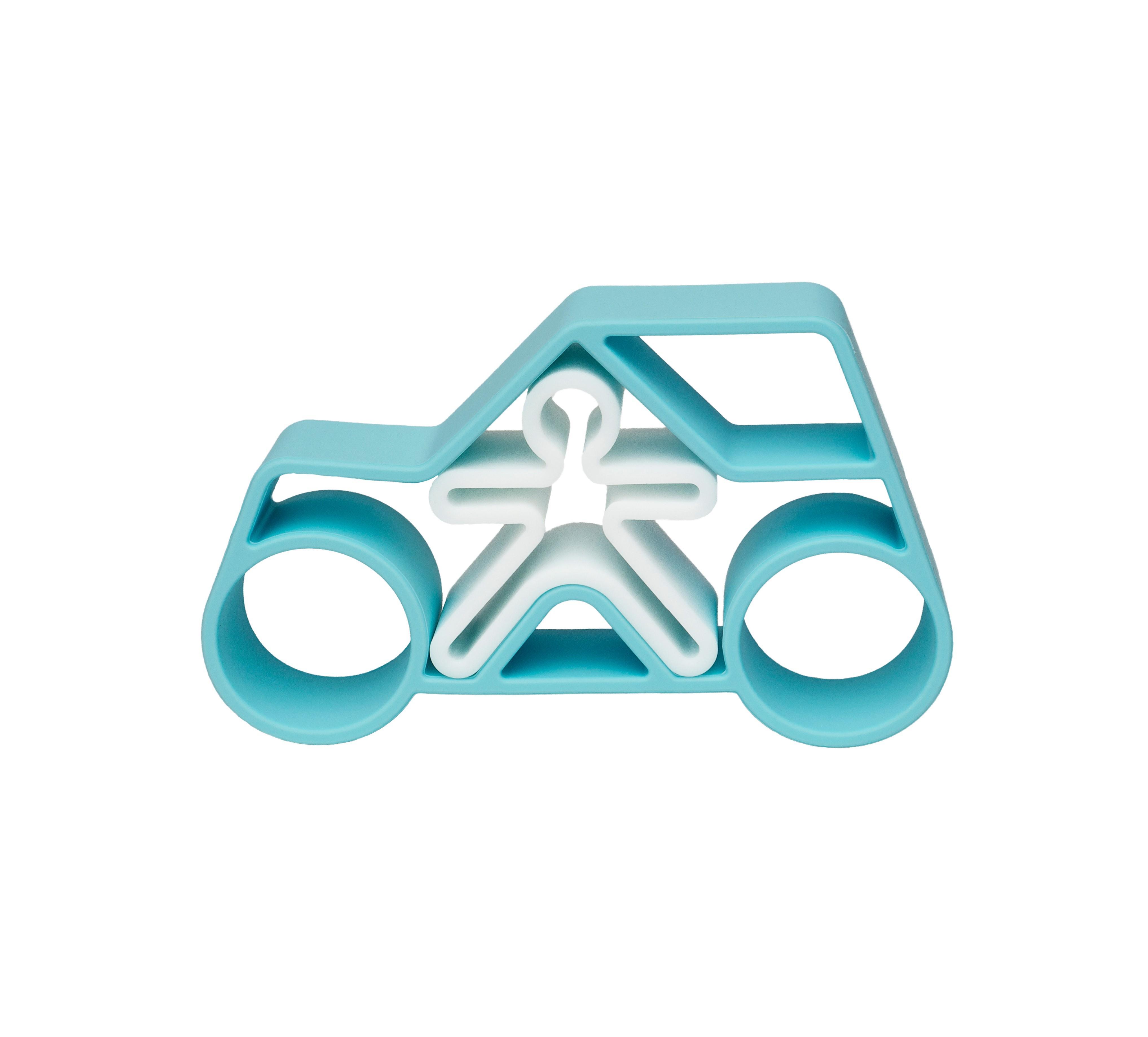 Dena - 1 Car + 1 Kid Blue Pastel