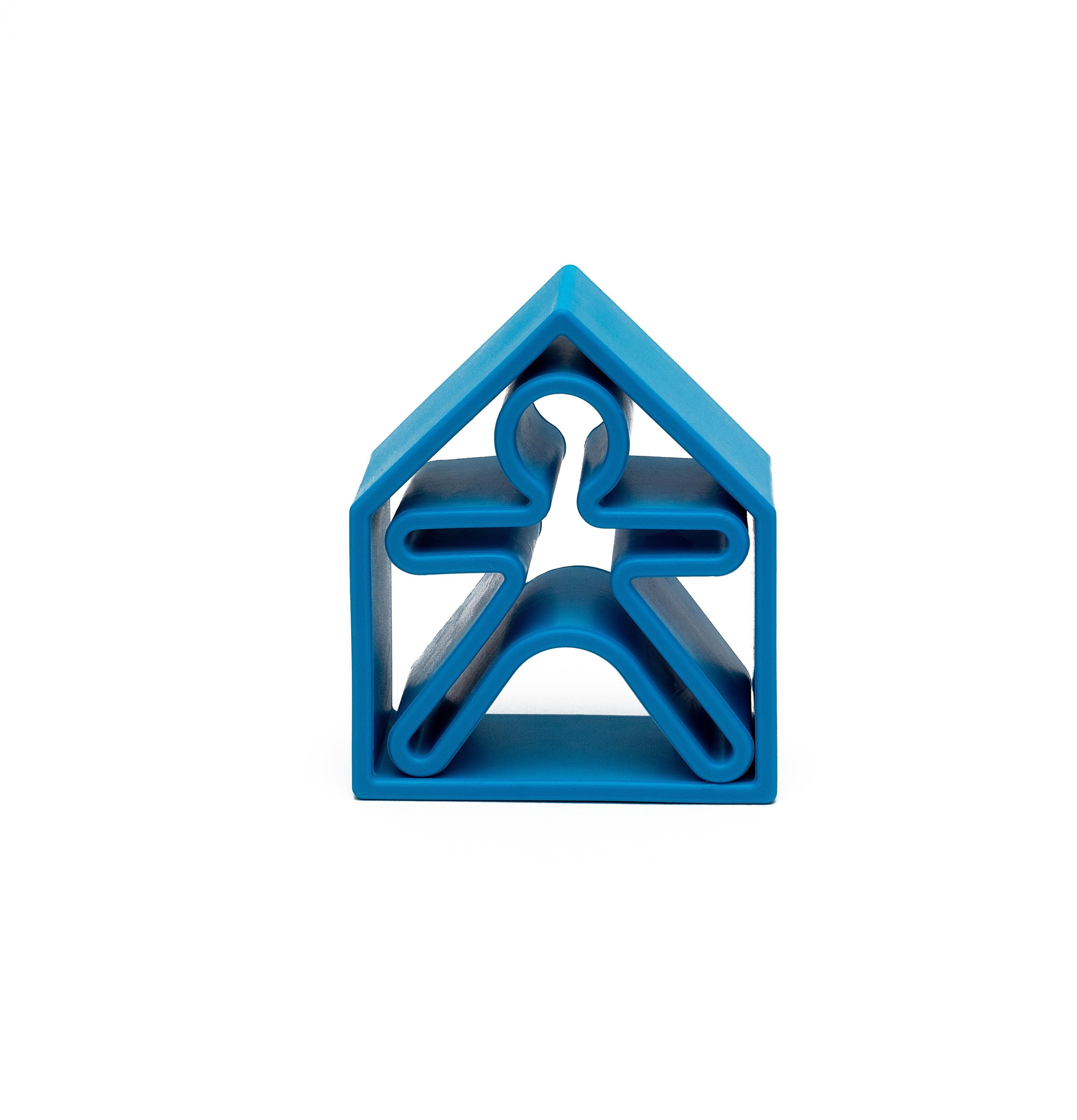 Dena - 1 Kid + 1 House Blue Neon