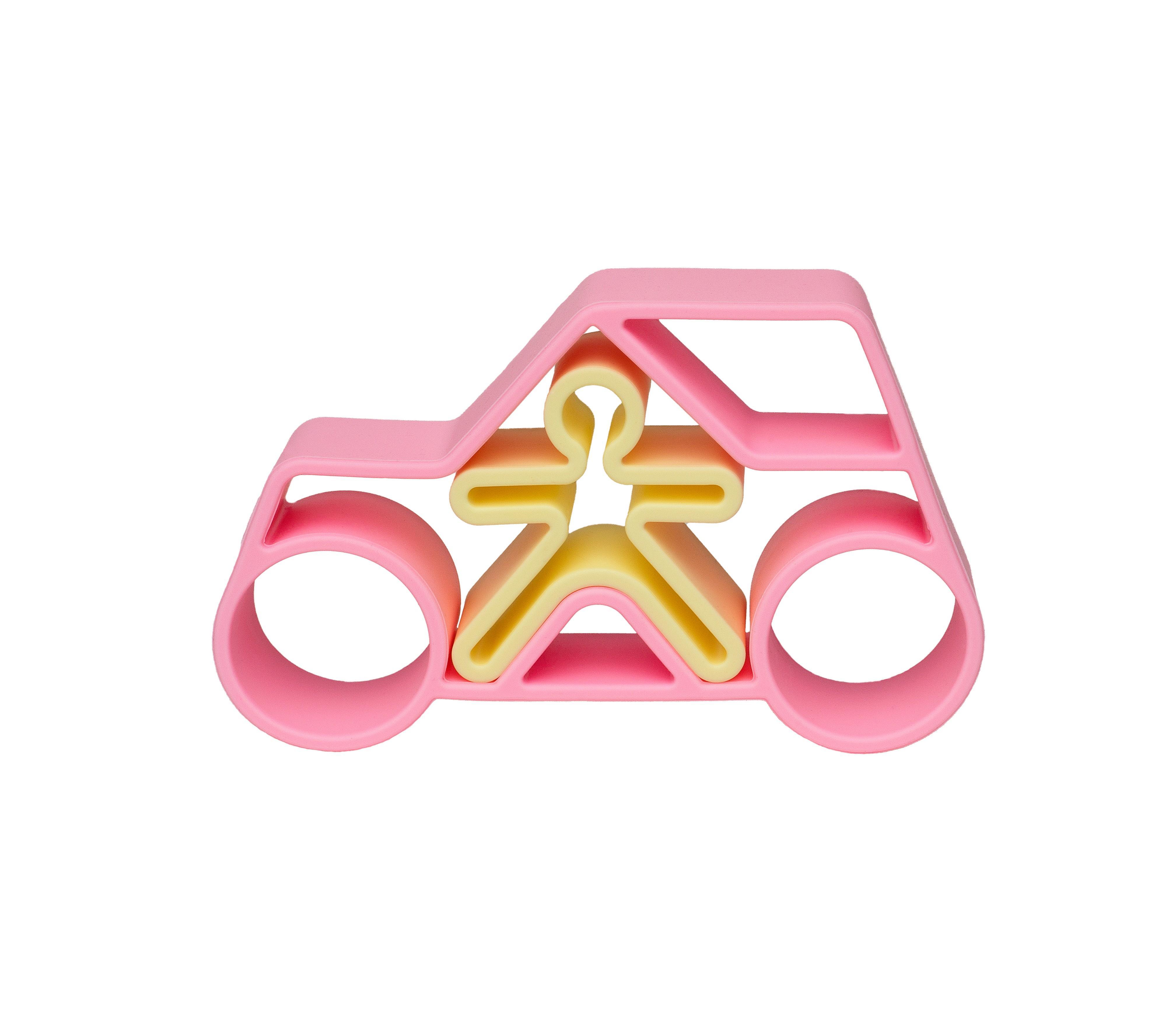 Dena - 1 Car + 1 Kid Pink Pastel