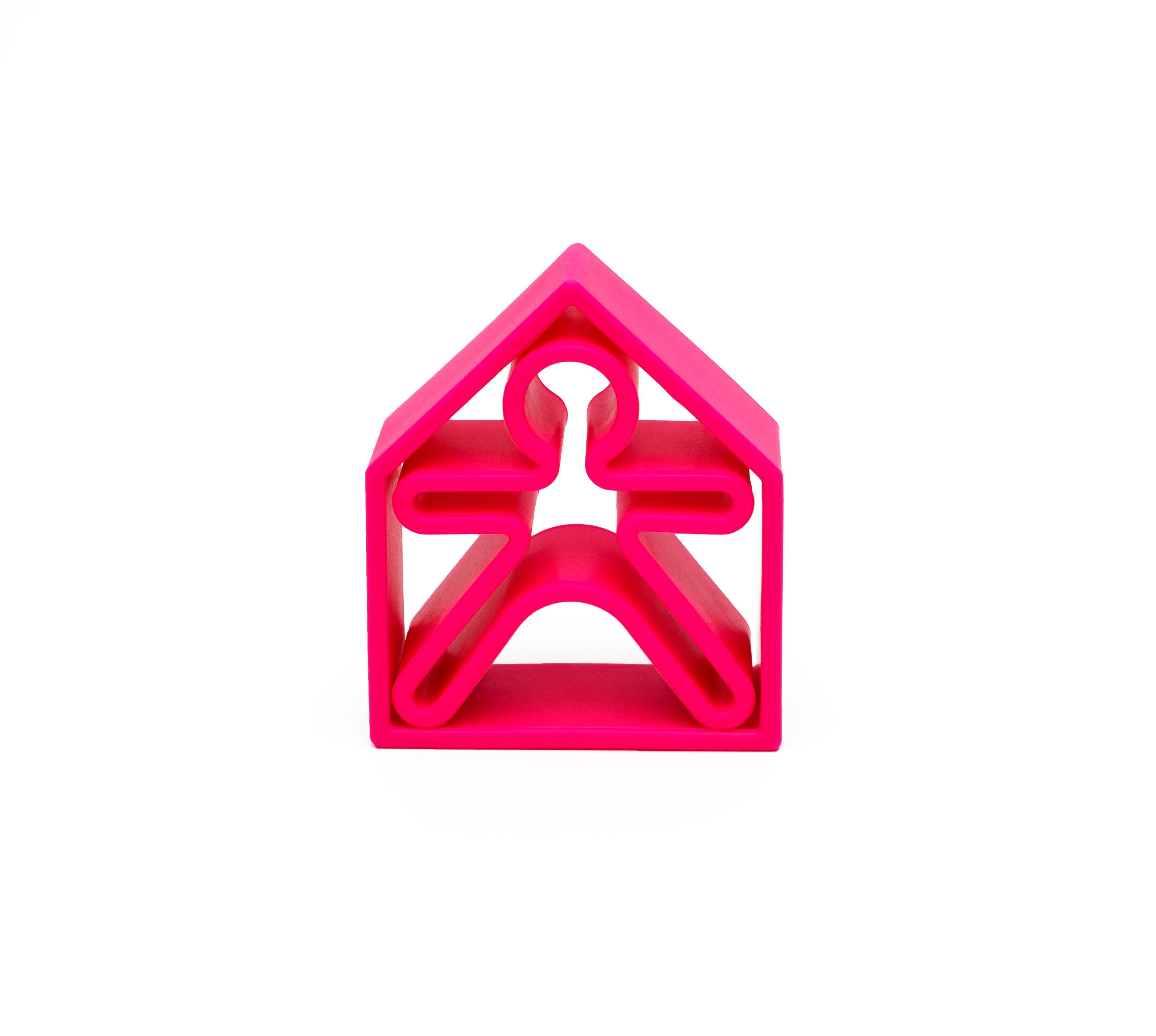 Dena - 1 Kid + 1 House Violet Neon