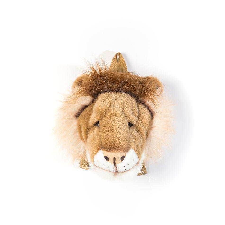 Wild & Soft - Rugzak Leeuw
