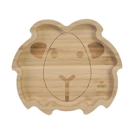 Bambam - Bamboo Lion Plate