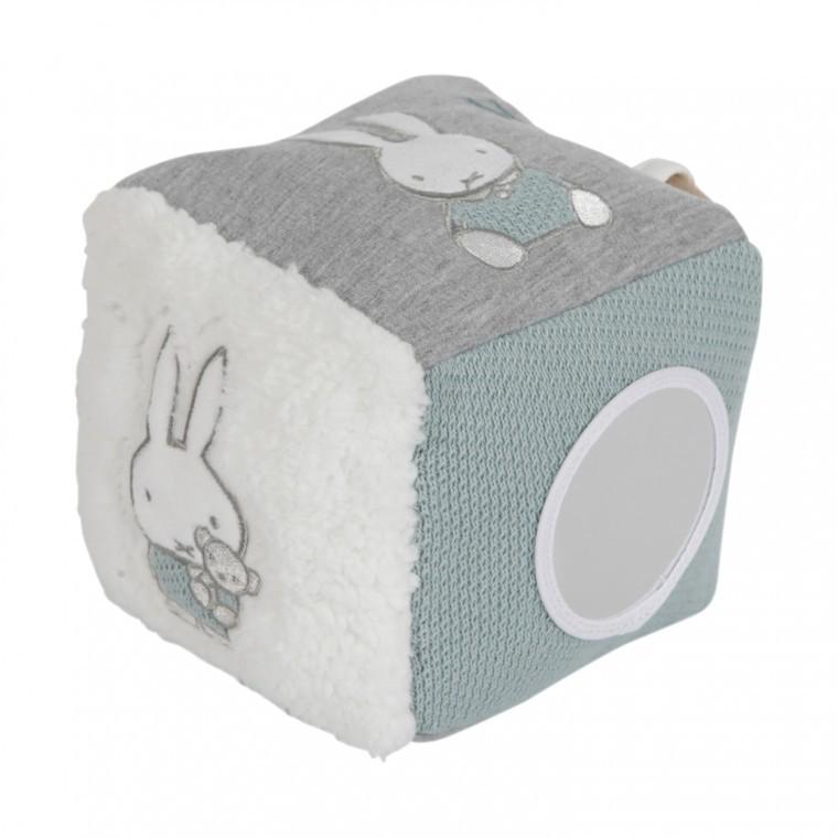 Nijntje - Miffy - Kubus Nijntje Green Knit