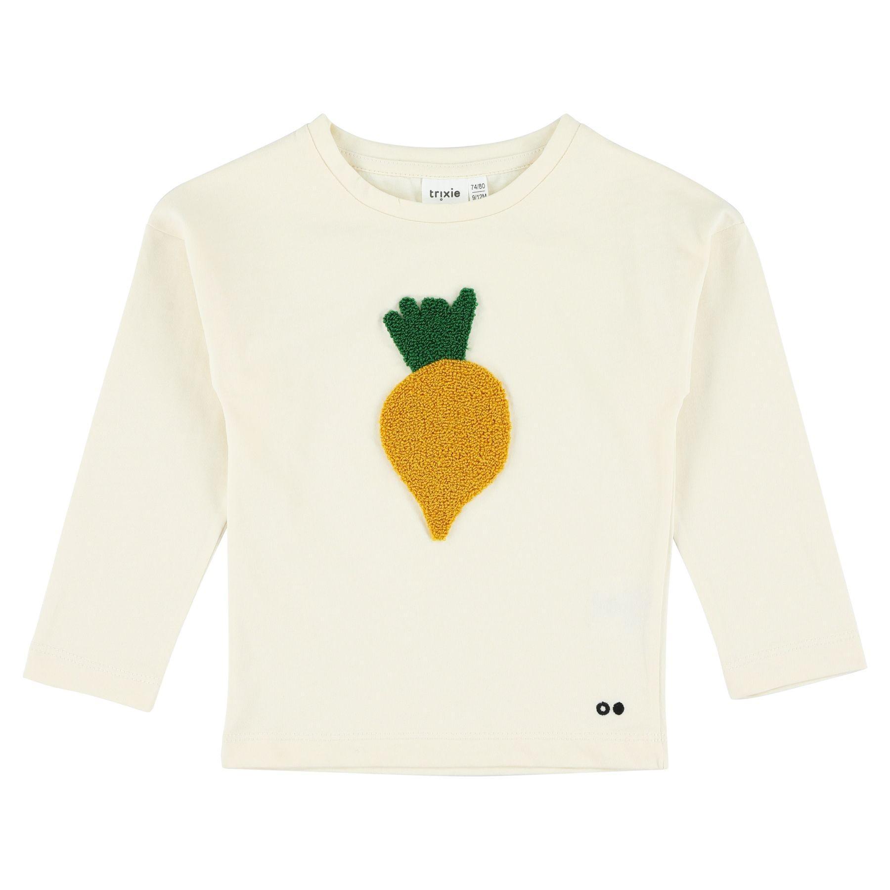 Trixie - T-shirt lange mouwen Tiny Turnip - 9-12M