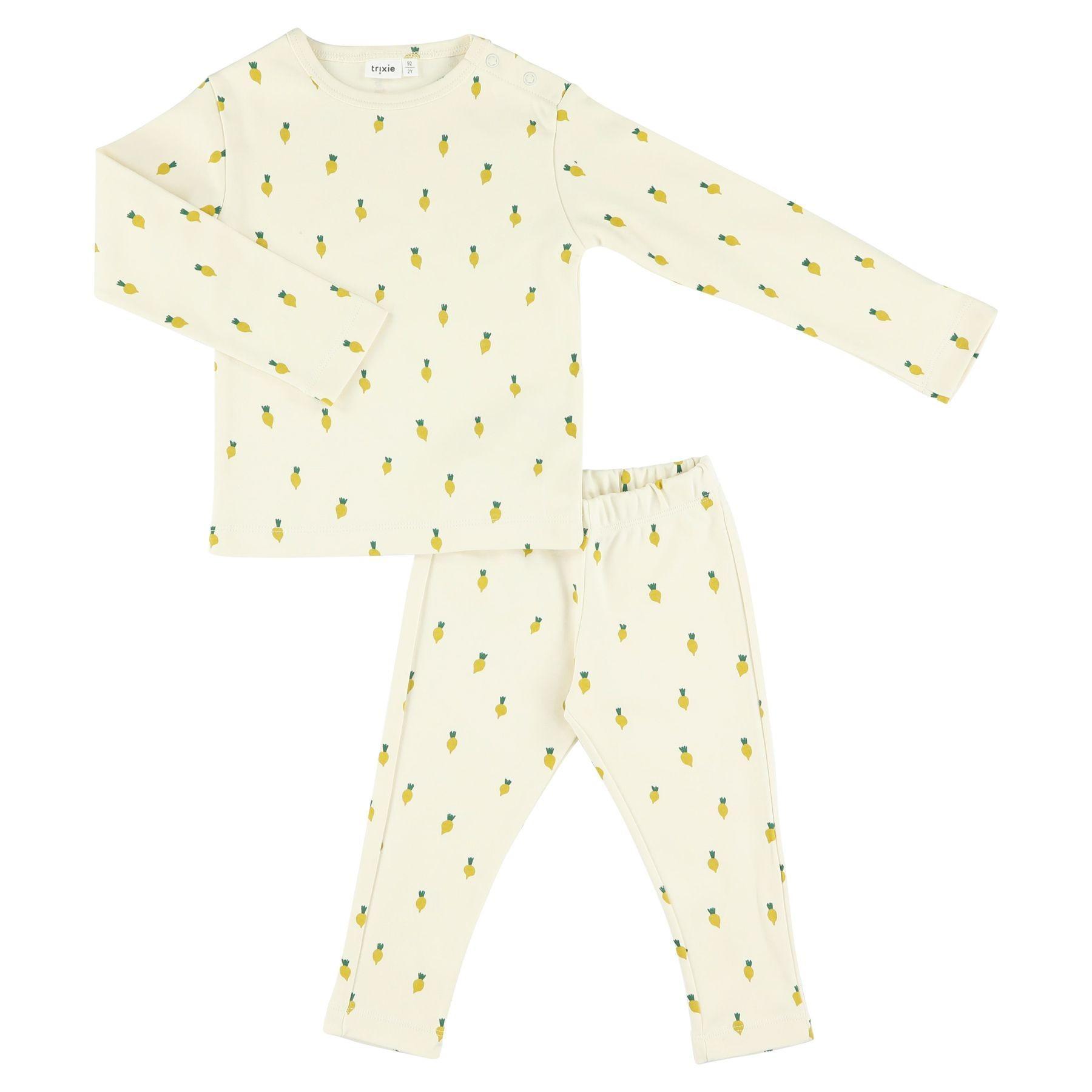 Trixie - 2-delige pyjama Tiny Turnip - 4Y