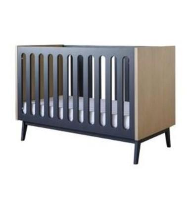 Pericles - Baby Bed 140X70Cm Omvormbaar Tot Zitbank Oak