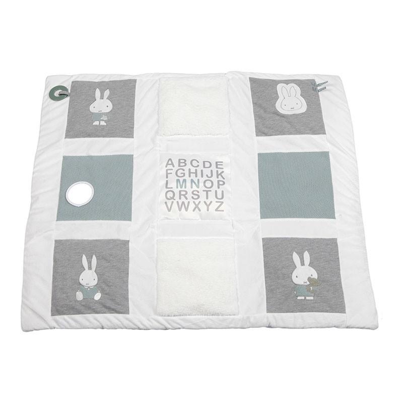 Nijntje - Miffy - Boxkleed Nijntje Green Knit
