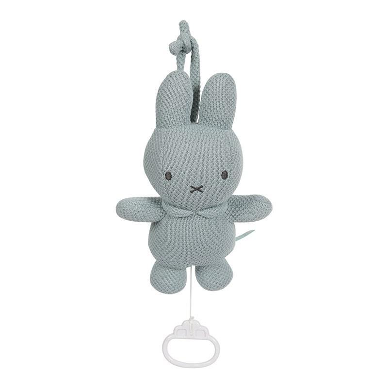 Nijntje - Miffy - Muziekdoosje Nijntje Green Knit