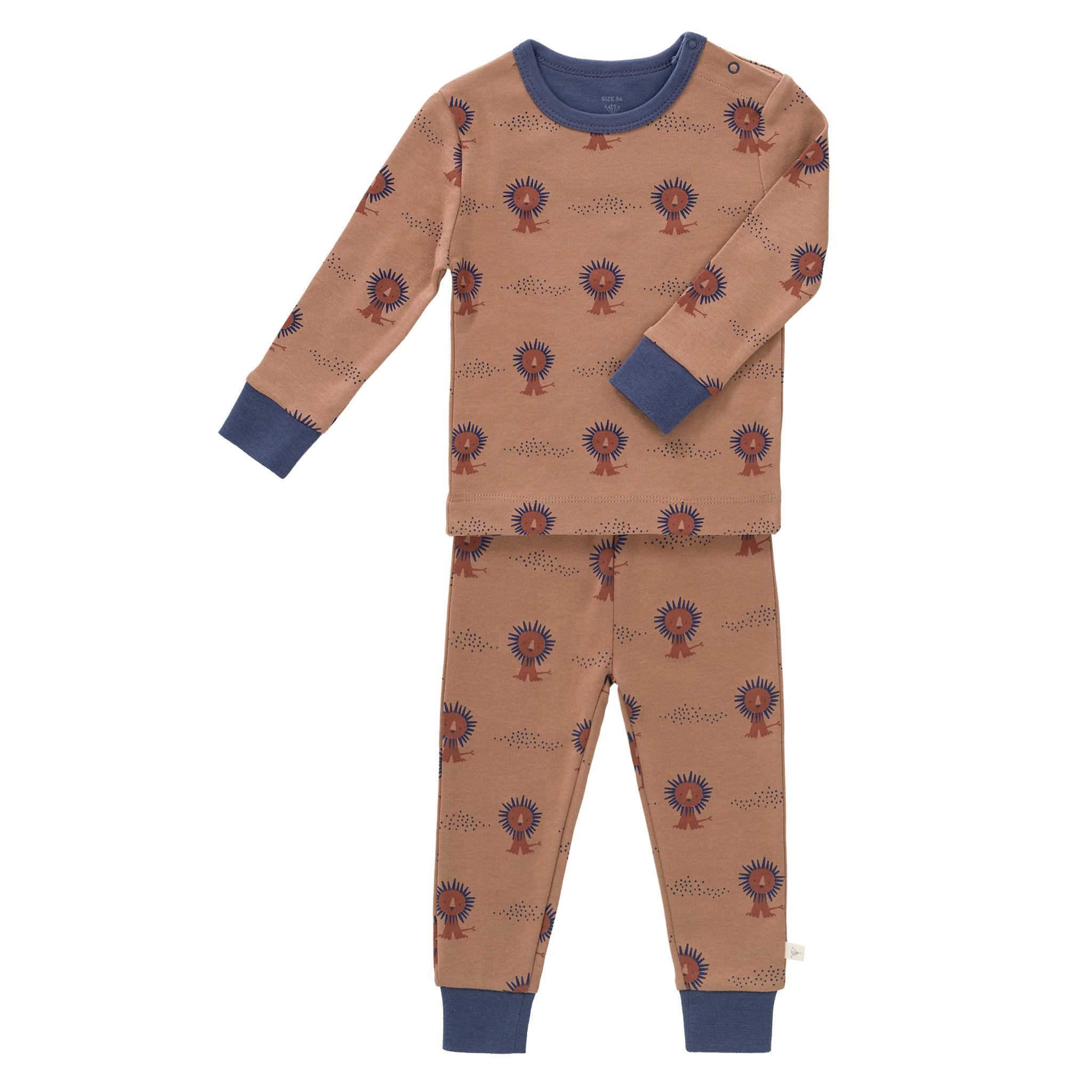 Fresk - 2-delige pyjama Lion - 1Y
