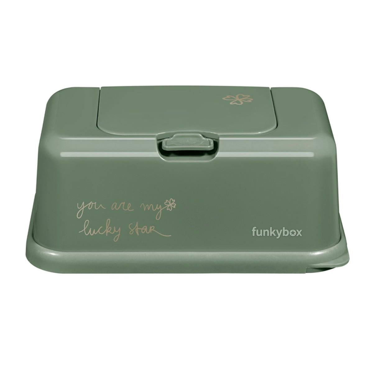 FunkyBox - Olive Green