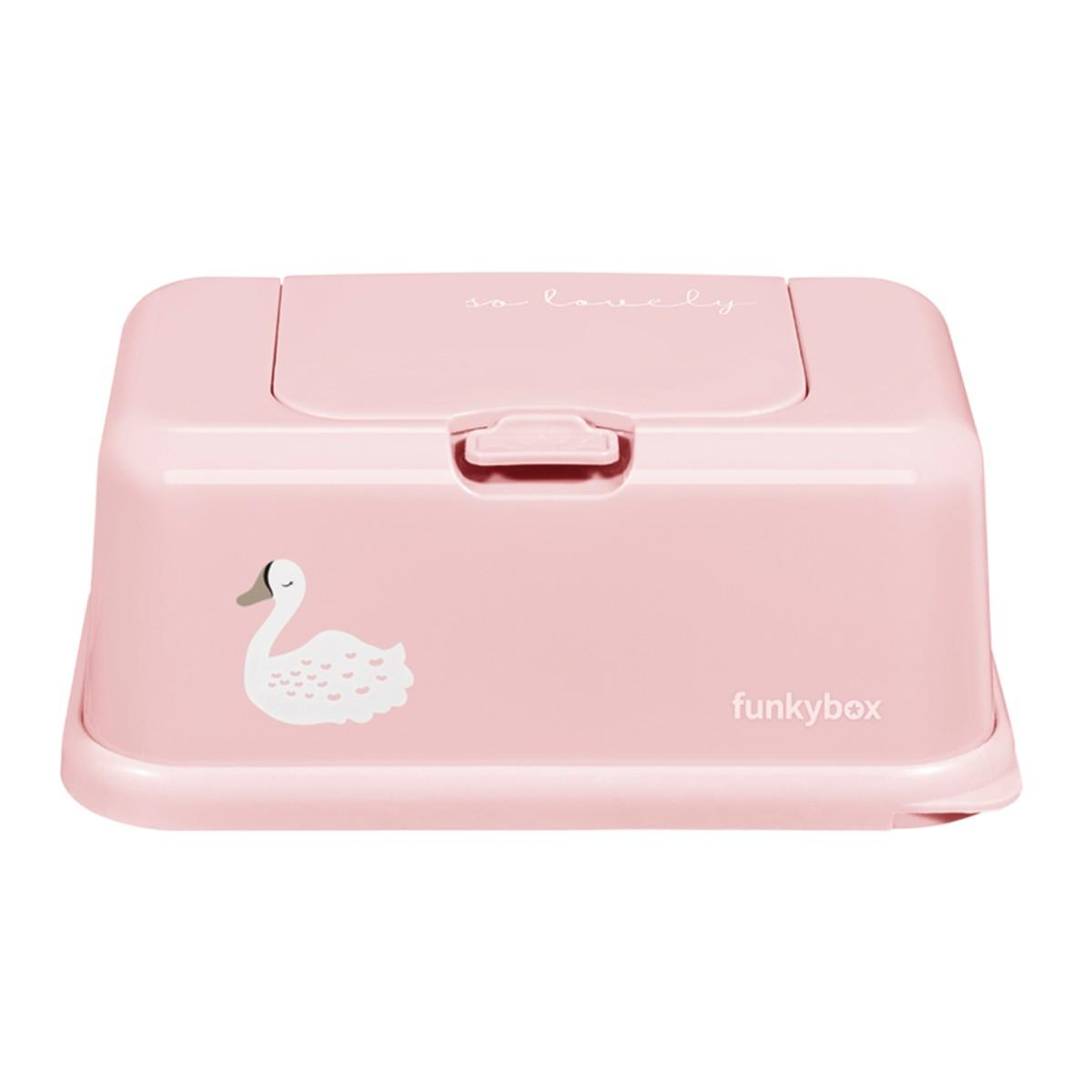 FunkyBox - Pink Swan