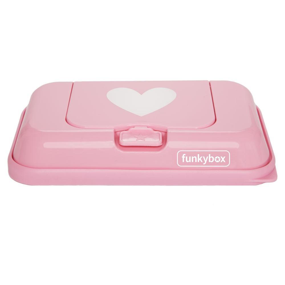 FunkyBox - Go - Roze - Hartjes