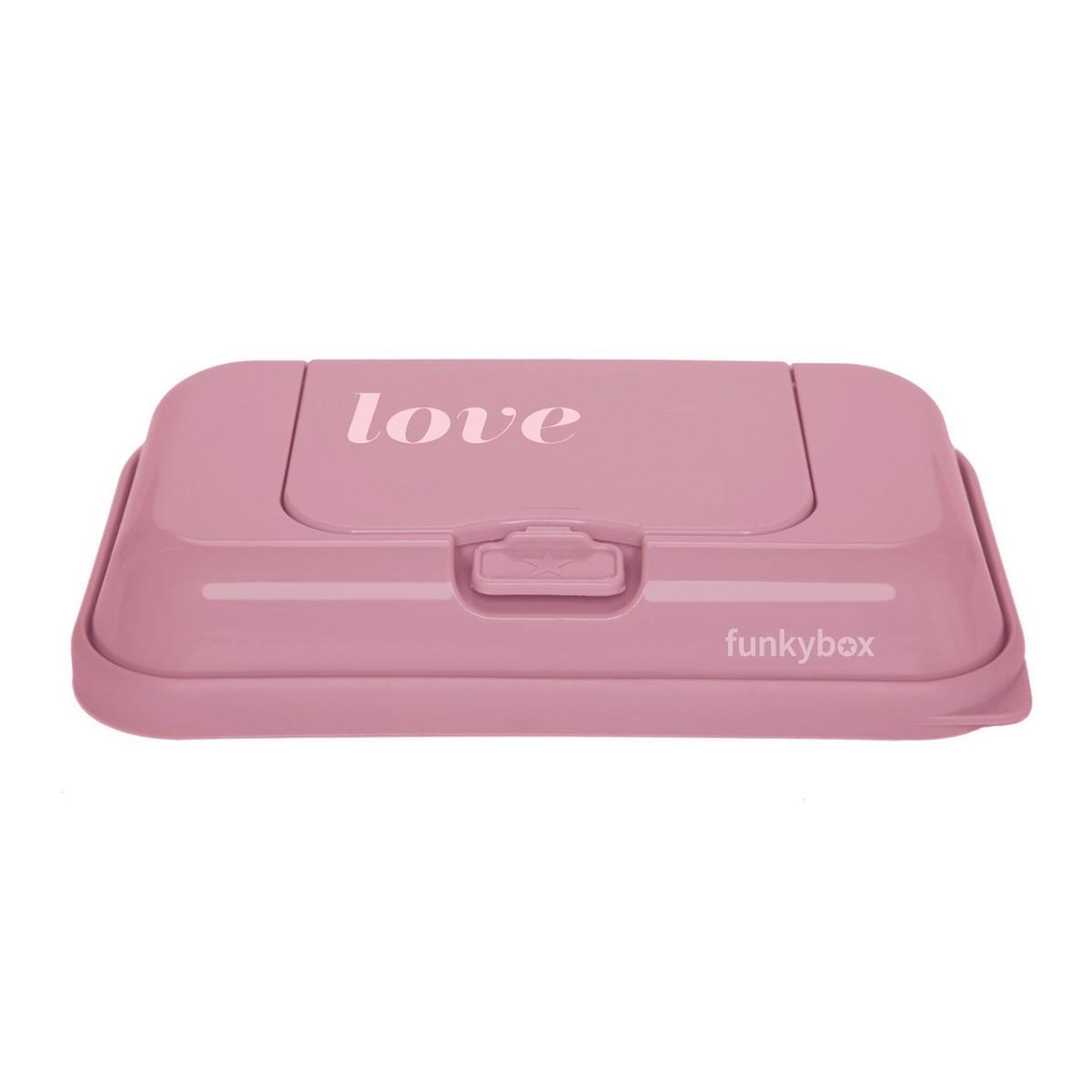 FunkyBox - Go - Vintage Pink Love