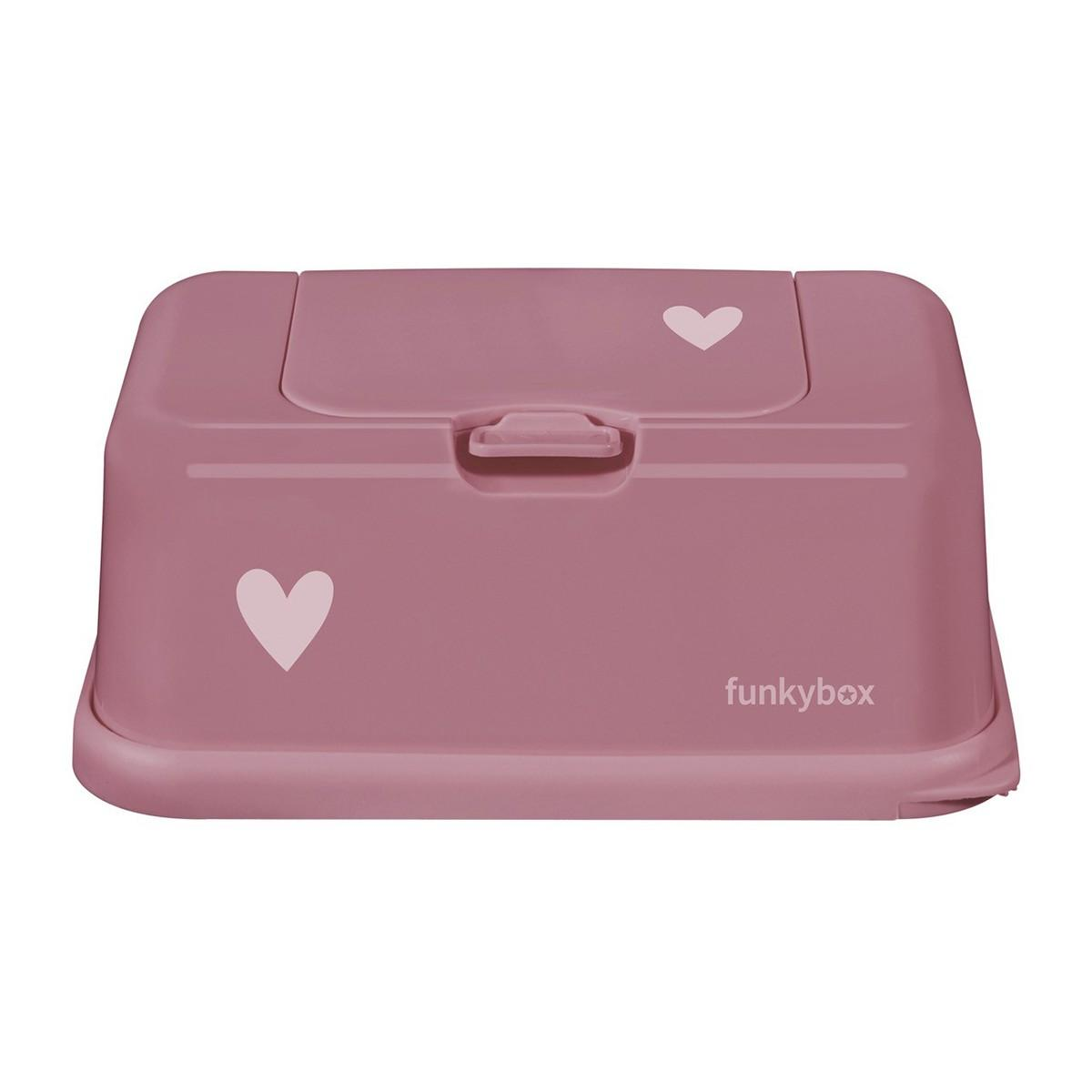 FunkyBox - Punch pink heart
