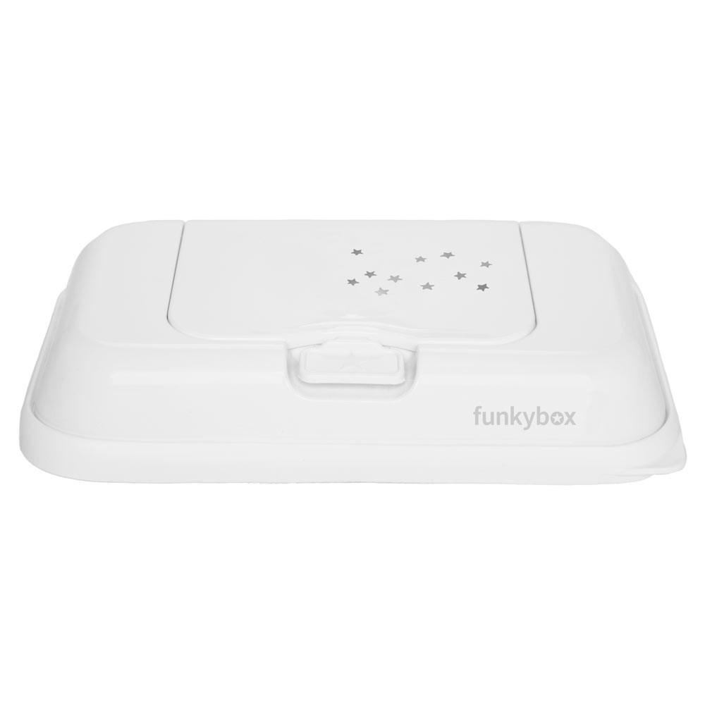 FunkyBox - Go - White little stars