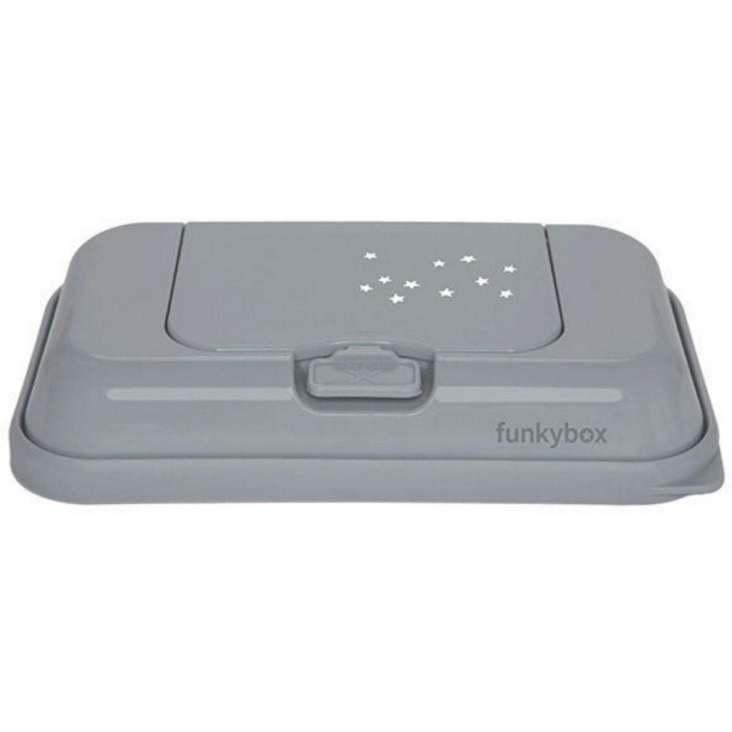 FunkyBox - Go - Clay grey little stars