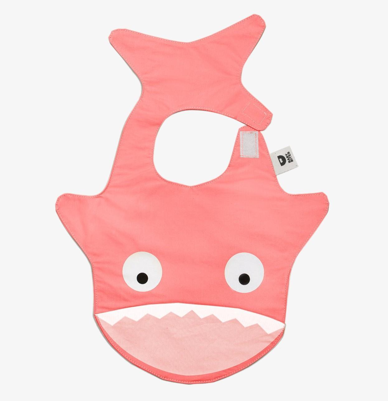 Baby Bites - Impermeable Bib - Pink