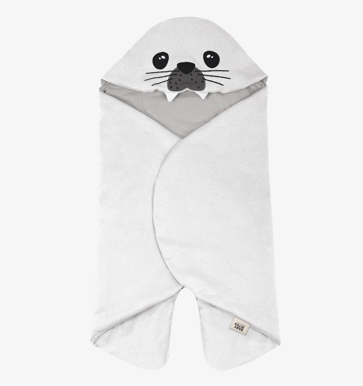 Baby Bites - Seal Lullaby 1-6M - Bone White