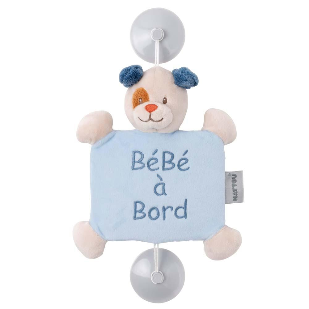 Nattou - Jim & Bob Bebe a Bord Jim De Hond