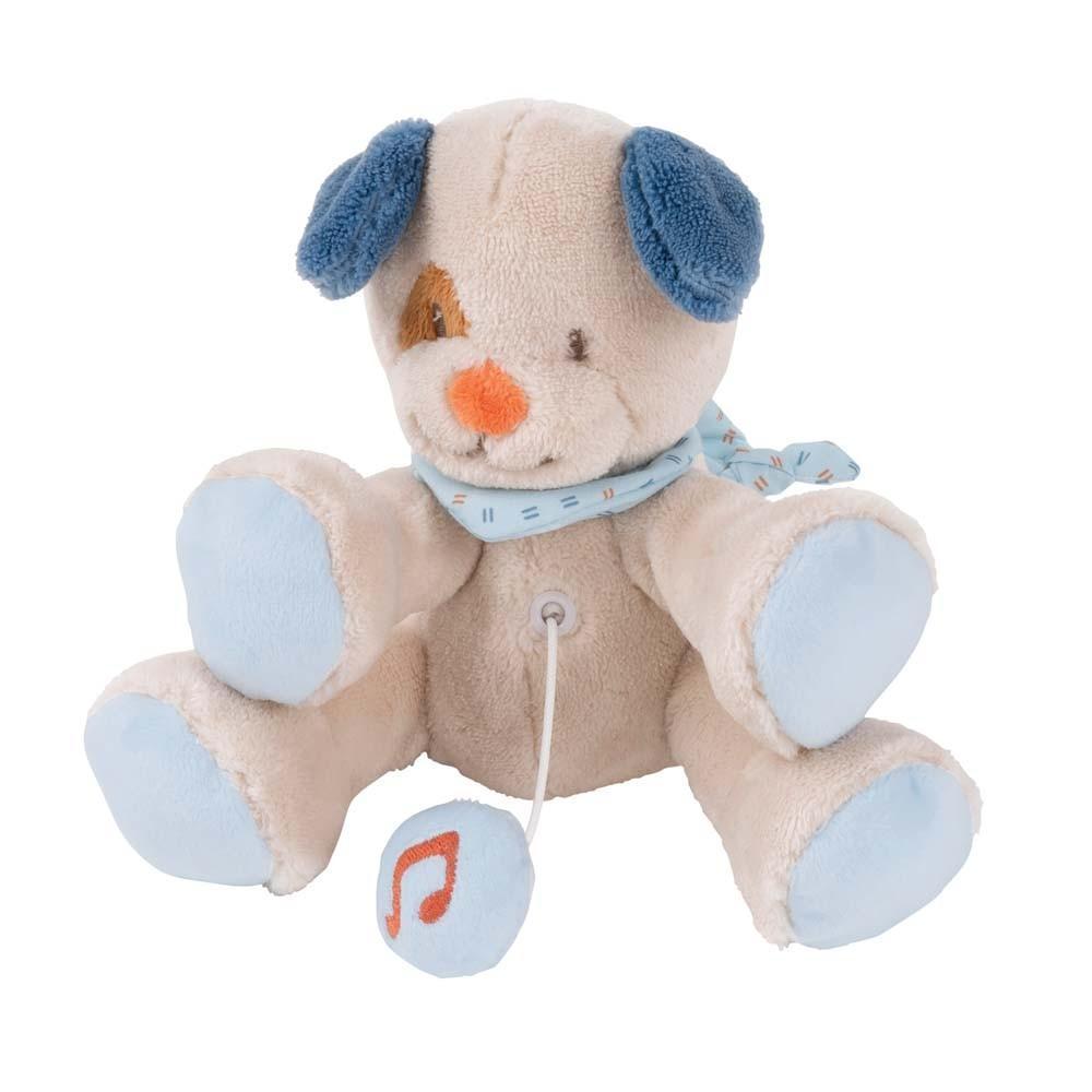 Nattou - Jim & Bob Mini-Muziektrekker Jim De Hond