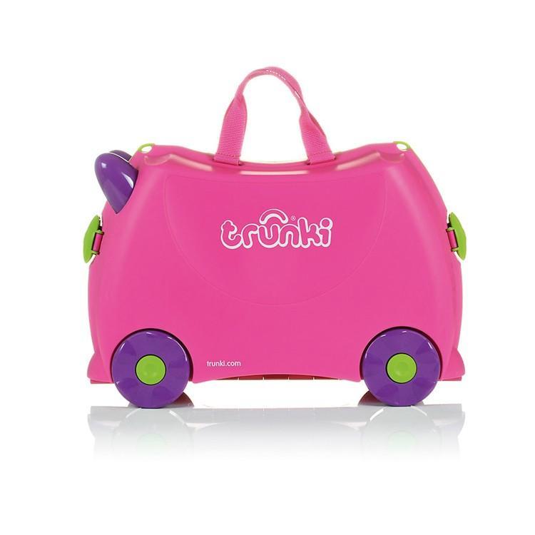 Trunki - Ride-On: Roze Trixie, Vanaf 3 jaar