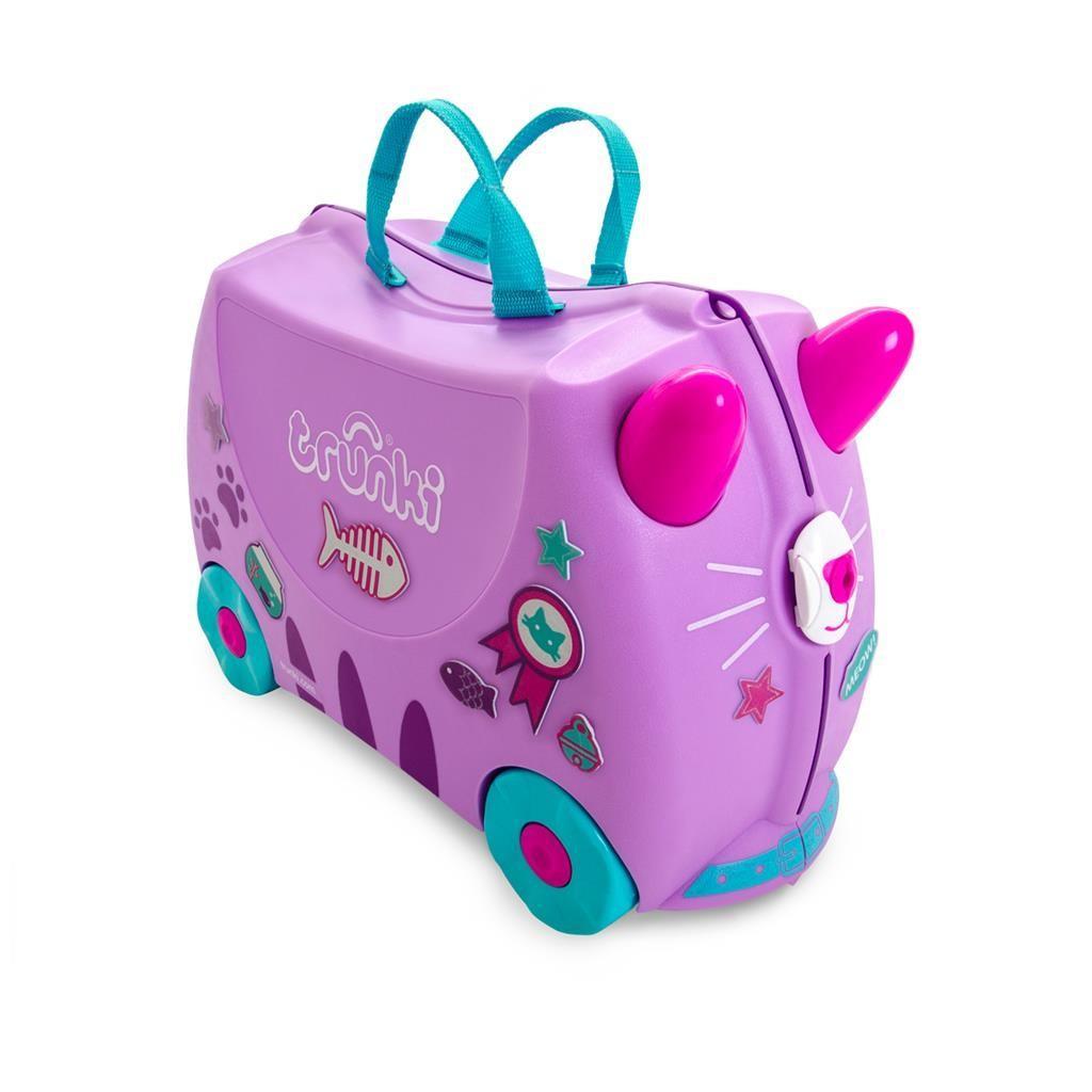 Trunki - Ride-On: Kat Cassie Met Glitterstickers, Vanaf 3 jaar