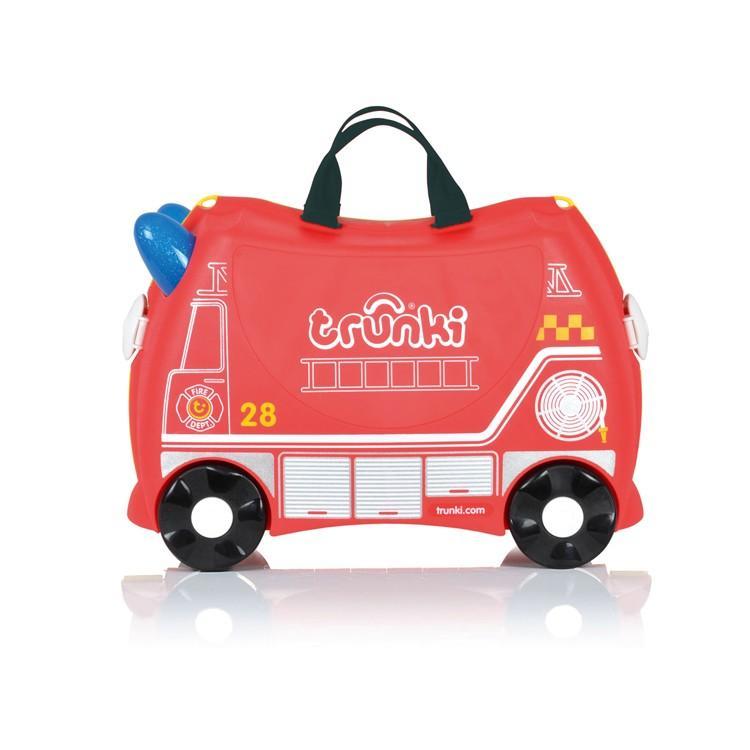 Trunki - Ride-On: Brandweerwagen Frank, Vanaf 3 jaar
