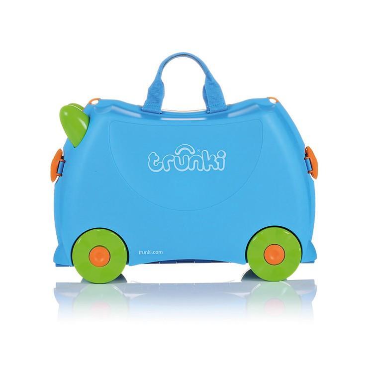 Trunki - Ride-On: Blauw Terrance, Vanaf 3 jaar
