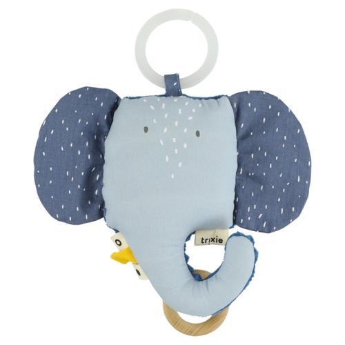Trixie - Speelgoed | Muziekmobiel - Mrs. Elephant - 24-288