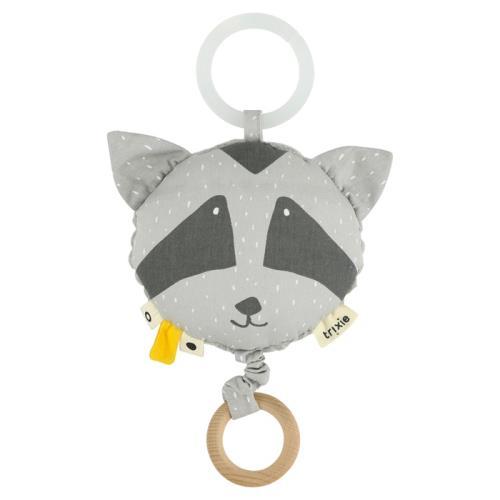 Trixie - Speelgoed | Muziekmobiel - Mr. Raccoon - 24-298