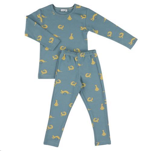 Trixie - 2-delige pyjama Whippy Weasel - 10Y