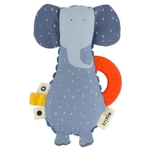 Trixie - Speelgoed | Mini Activiteitenspeeltje - Mrs. Elephant -24-582