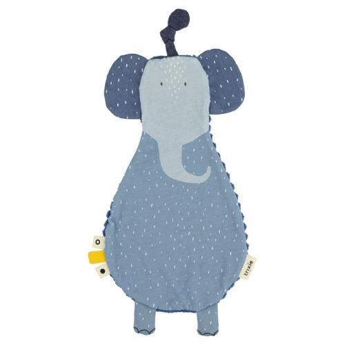 Trixie - Speelgoed | Knuffeldoek - Mrs. Elephant -24-583