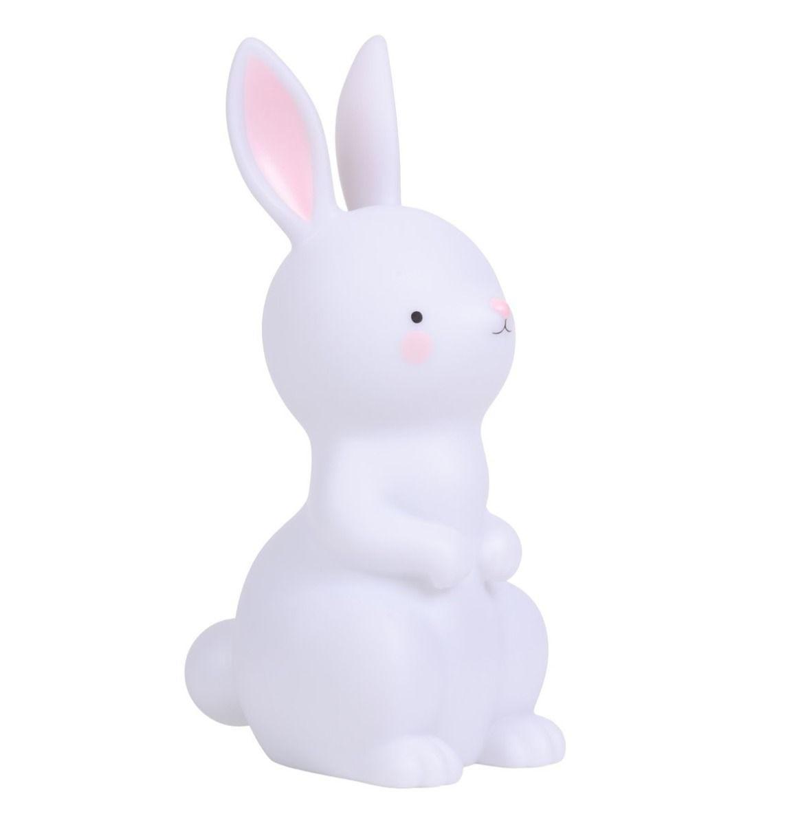 A Little Lovely Company - Night light: Bunny