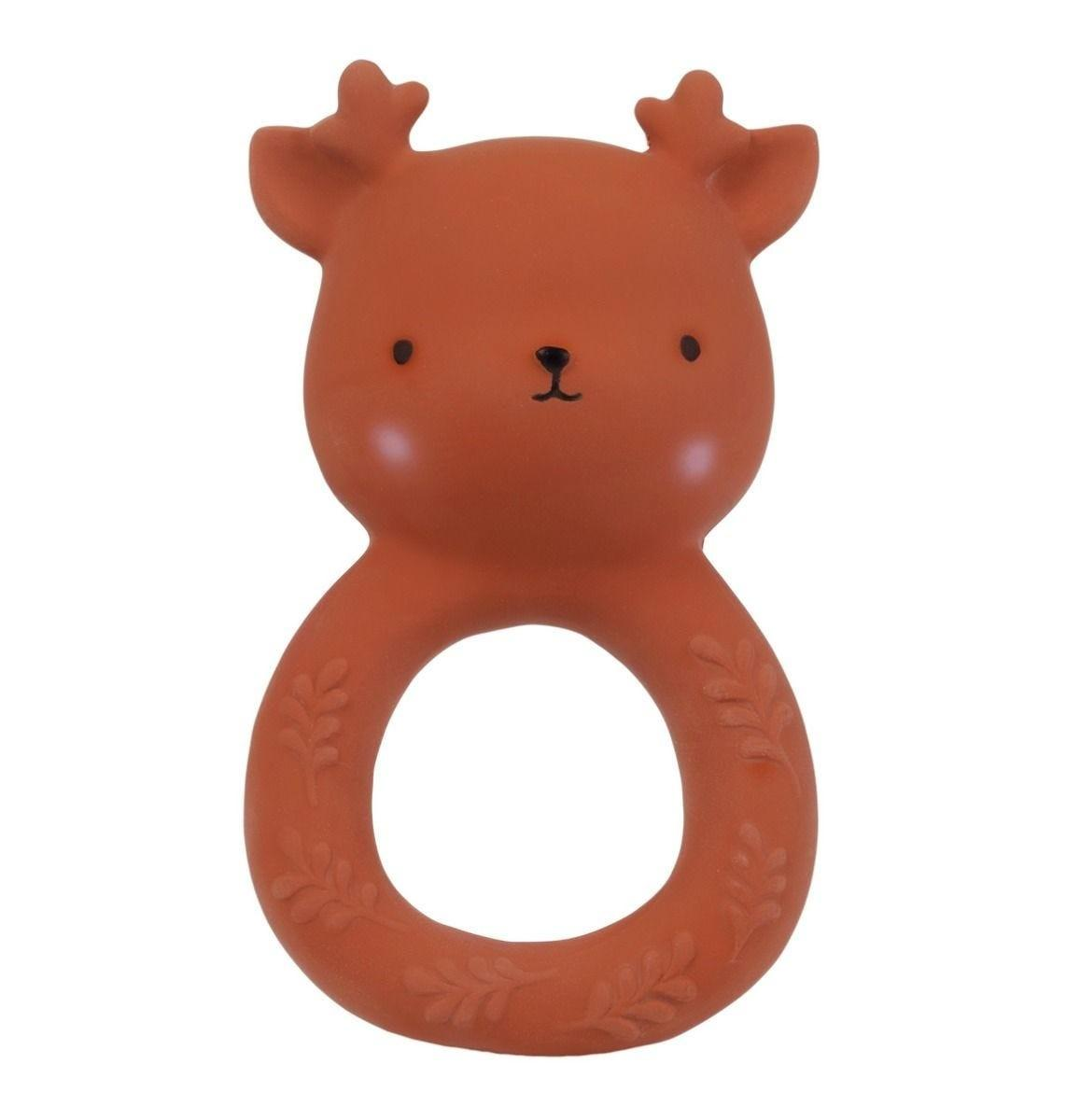 A Little Lovely Company - Teething ring: Deer