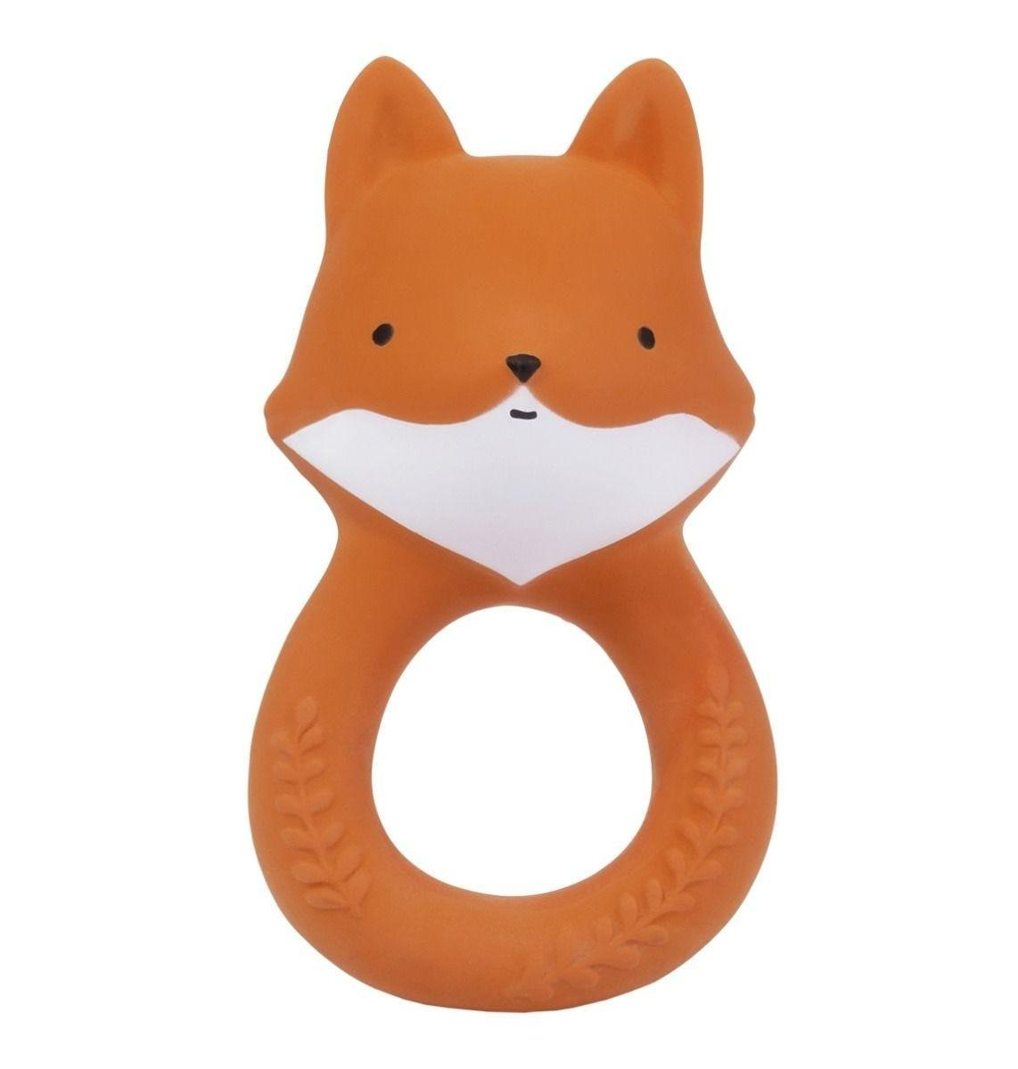 A Little Lovely Company - Teething ring: Fox