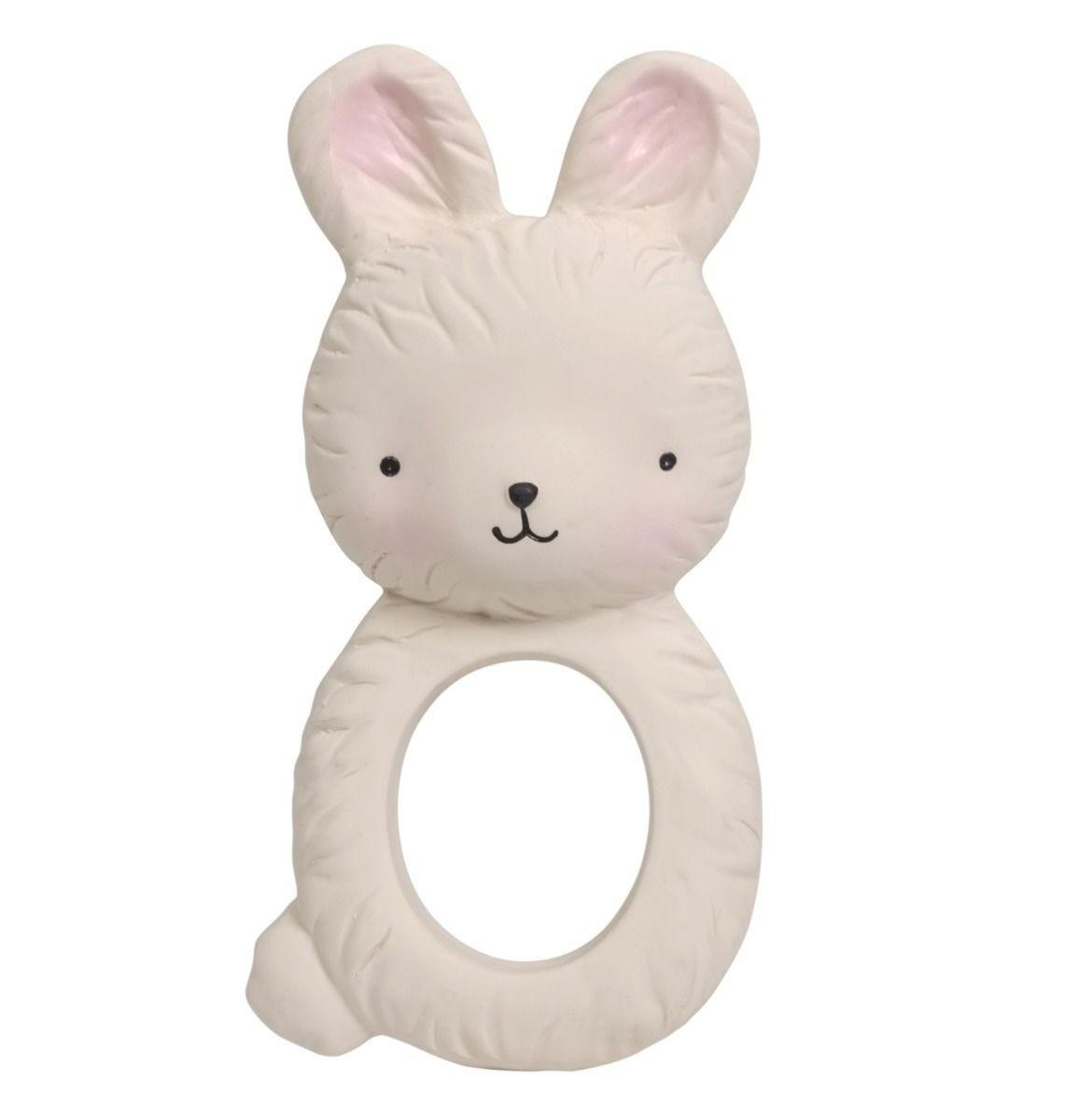 A Little Lovely Company - Teething ring: Bunny