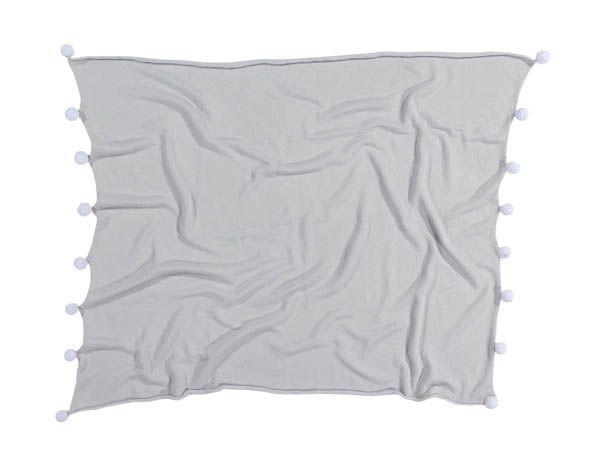 Lorena Canals - Baby Deken Bubbly Light Grey 100 x 120