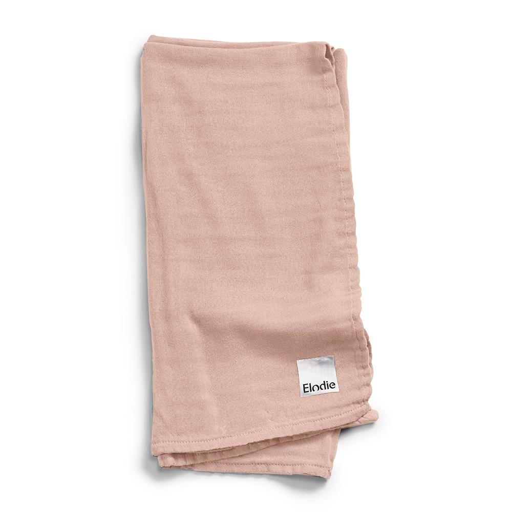 Elodie - Bamboe Hydrofiele doek Powder Pink