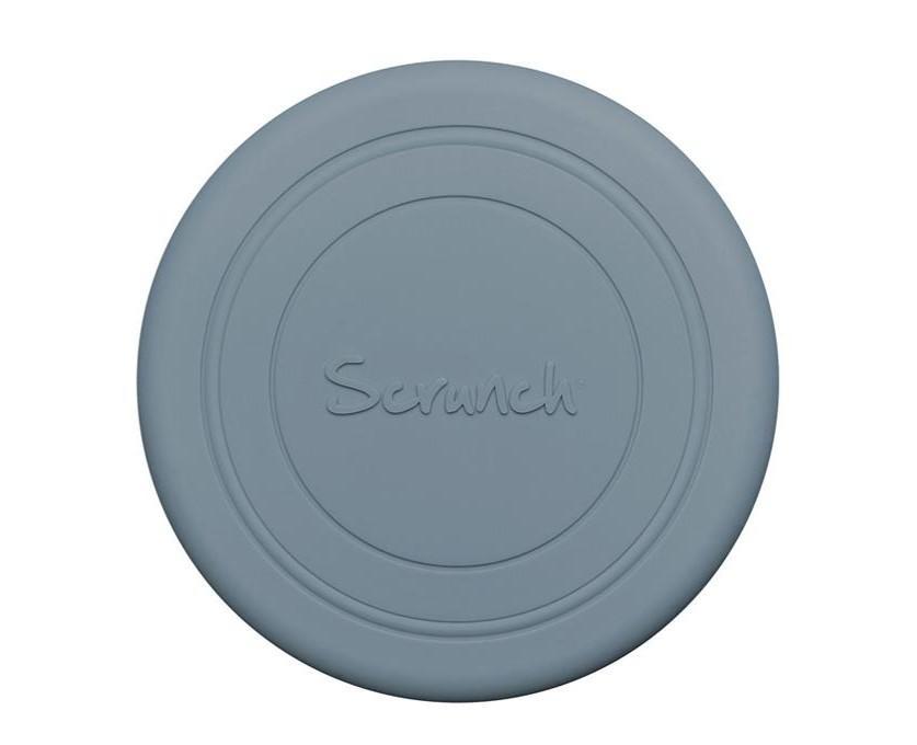 Scrunch - Frisbee Eendenei Blauw, vanaf 3 jaar