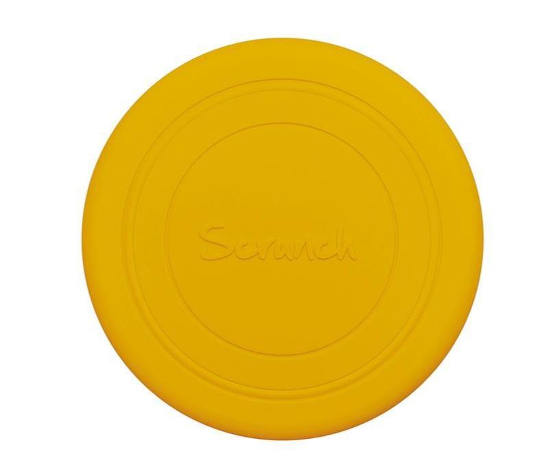 Scrunch - Frisbee Mosterd, vanaf 3 jaar