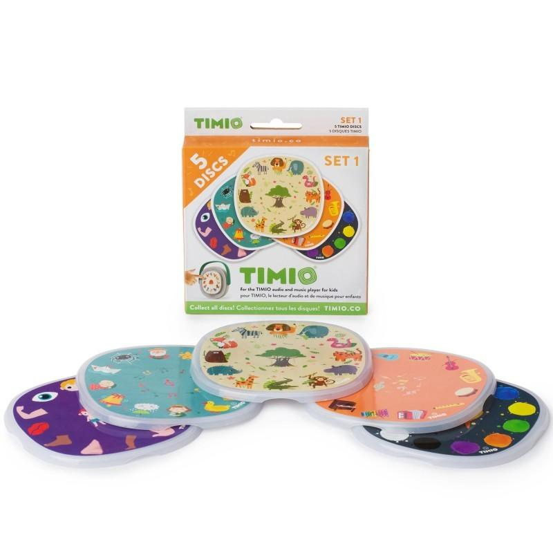 Timio - Disc Pack Set 1
