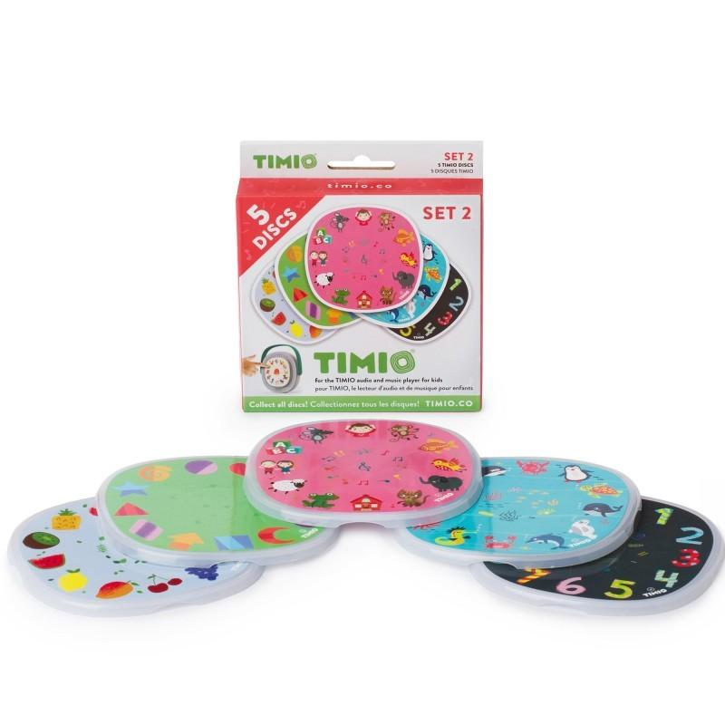 Timio - Disc Pack Set 2