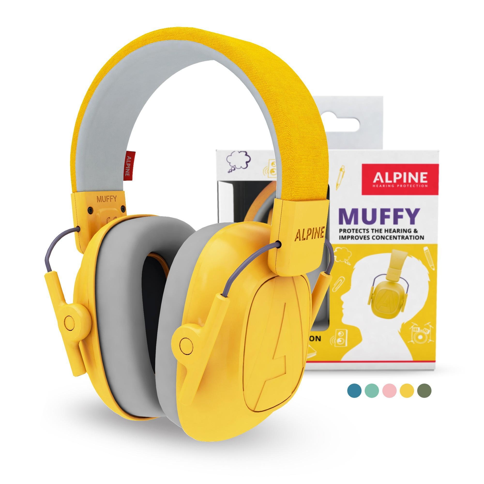 Alpine - Muffy Yellow