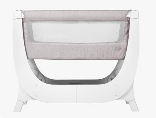 Shnuggle - Air Bedside Sleeper Stone Grey