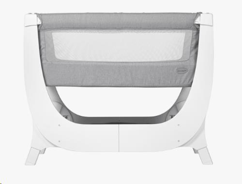 Shnuggle - Air Bedside Sleeper Dove Grey