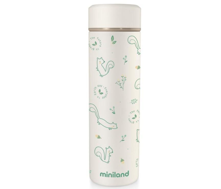 Miniland - Baby - Thermos Eekhoorn 450